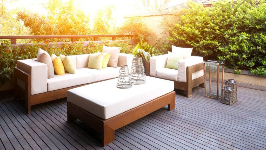 himchistka mebeli Как подготовить садовую мебель к открытию дачного сезона?