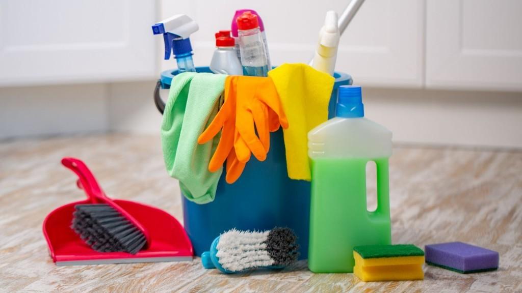 sredstva dlia uborki 1 Какие бывают виды уборок?