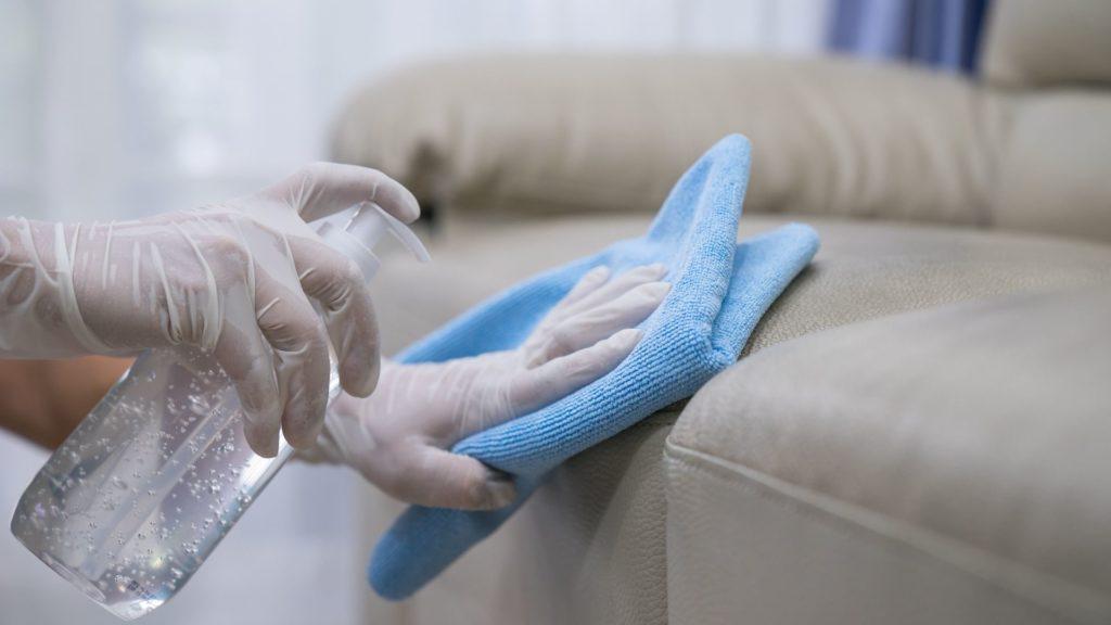 vyvesti pyatno ot ruchki Как вывести пятно от ручки с мебели?