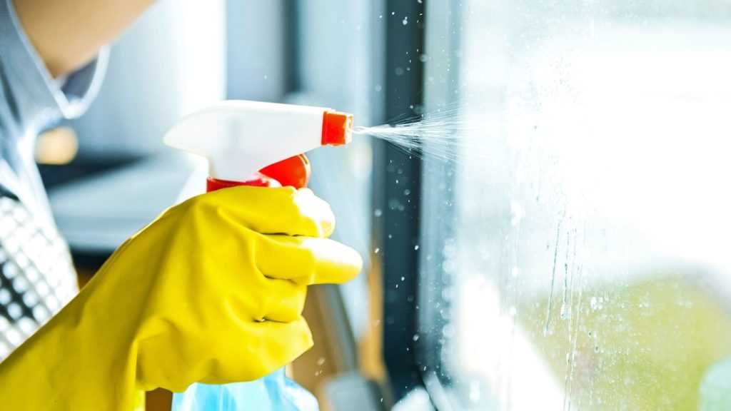 myte okon v kvartire Как и чем помыть окна?